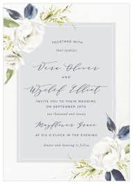 <b>Luxury Wedding Invitations</b> - Match Your Color & Style Free!