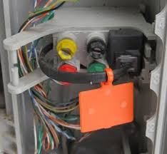 frontier dsl wiring diagram all wiring diagrams baudetails info help w wiring on phone jack for internet blue w at amp t community
