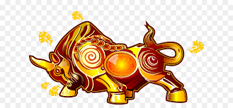 Year of the ox, eh? Chinese New Year Ox