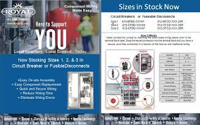 industrial automation electrical equipment supplier royal industrial solutions