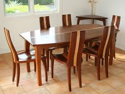 Oval Shape Dining Table Design Buy A Hand Made Modern Wood Dining Table Solid Mahogany