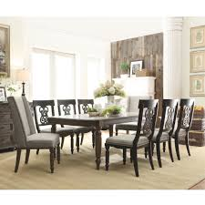 piece dining room table sets elegant  piece dining room table