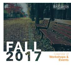 Csuf Career Center Fall Workshops Events By Career Center Issuu