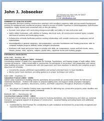 Carpenter Assistant Sample Resume Construction Assistant Resume Creative Resume Design Templates 2