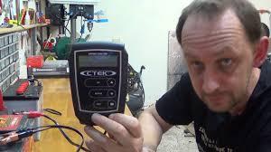 <b>CTEK Battery</b> Analyzer - <b>Tester</b> akumulatorów - YouTube