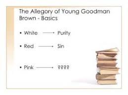 young goodman brown allegory essay  young goodman brown allegory essay