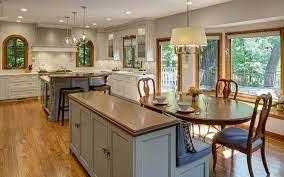 Kitchen Design Ideas For Open Floor Plans Drury Design