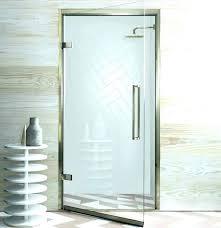 folding glass shower doors framed trackless 3 sliding bi fold away fold away shower doors folding