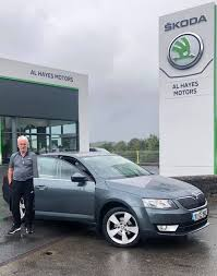 Congratulations to Jim who picked up his... - Al Hayes Motors Skoda |  Facebook