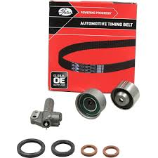 TIMING BELT KIT+HYDRAULIC TENSIONER FOR MITSUBISHI LANCER CC 4G93T ...