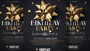 20 Birthday Invitation Template Psd Vector Eps And Ai