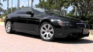 Coupe Series bmw 650i coupe for sale : 2006 BMW 650i Coupe Black Sapphire Metallic Video Review - YouTube