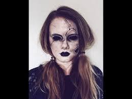 scary ed doll makeup tutorial 2017 vanessa lopez