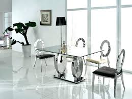 metal and glass dining room sets. large size of modern glass dining table chairs and 6 top extendable black room sets tables metal g