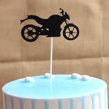 Hot Selling Male God Dad Husband Birthday Cake Decoration Card