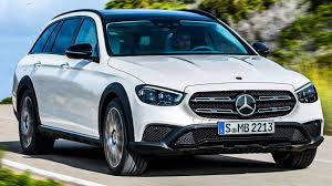 The latter is said to make the ride more comfortable, but we'll have to see for. 2021 Mercedes Benz E Class All Terrain Wagon Introduce Youtube