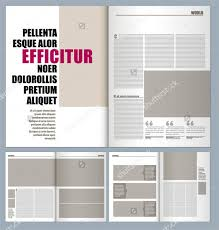 Magazine Layout Template 24 Free Psd Vector Eps Png