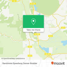 How To Get To Bandimere Speedway In Denver Boulder By Bus Or