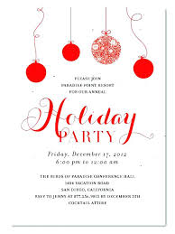 Printable Holiday Party Invitations Printable Christmas Party Invitations