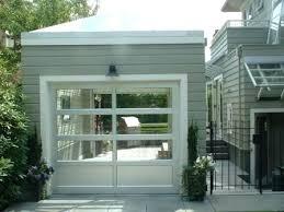 garage doors door commercial glass panel overhead