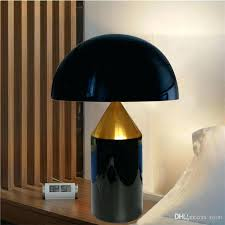 mushroom table lamp bedroom living room lights hotel study lamps bedside bar cafe desk agent drop