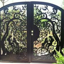 Small Picture Custom Gates and Fences CustomMadecom