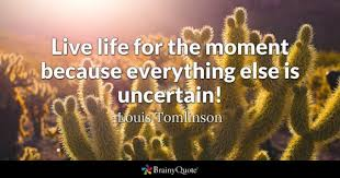Live Life Quotes Extraordinary Live Life Quotes BrainyQuote