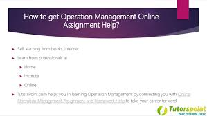 how online assignment help assist in learning operation management  pooling strategies 11 how to get operation management online assignment help
