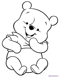 Babypoohcoloring Epic Winnie The Pooh Coloring Book Coloring