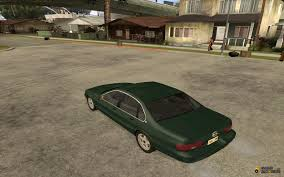 FOUND] 1995 Chevrolet Impala MOD for Sentinel - Red County Roleplay