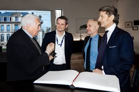 Romano's energy and enthusiasm, his irresistible passion for bugatti, helped to transport the brand into the 21 st century. Bugatti On Twitter Romano Artioli Who Had Revived The Bugatti Brand In The 1990s Met With Bugatti President Stephan Winkelmann And The Board Members Christian Mastro And Christophe Piochon At Molsheim Discussing