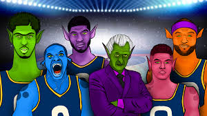 Whose talent will be stolen to considering his status as one the greatest players of all time, if not the greatest of all time, it came as no surprise that james was cast to take over for michael. Space Jam Nba Players Page 1 Line 17qq Com