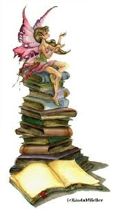 Image result for Book Fairy
