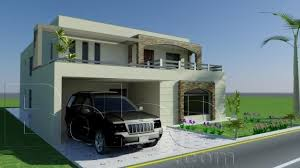 Small Picture House Plan and House design solutionideas 3D front elevation of
