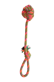 Rope Knot Light Pull Mountain Warehouse Dog Rope Ball Pull 36cm X 8cm Light