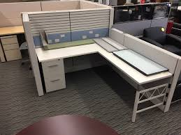 office cubicle desk. Herman Miller Ethospace Cubicle #2 Office Desk