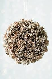 Decorated Styrofoam Balls winter autumn fall decorations DIY crafts I made a whole bunch 45