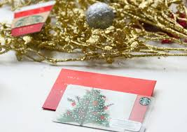 i also picked up multiple kinds of giftcards as they have a ton of options and i couldn t help myself this year starbucks gift cards have more than 48