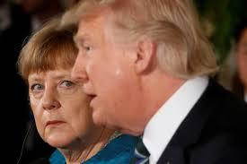 Why Angela Merkel Needs Donald Trump - WSJ