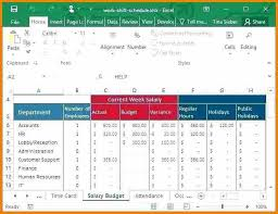 Make Schedule On Excel 11 Create An Amortization Schedule In Excel Grittrader