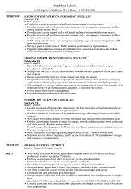 Resume Information Technology Yederberglauf Verbandcom