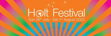 Holt festival 2020 - Old Brick Kilns Caravan and Camping Park North Norfolk