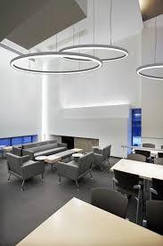 betacalco ring white led direct pendant light fixture