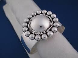 navajo bead designs. Artie Yellowhorse Bracelet \u2013 Sterling Silver \u0027Dome\u0027 Cuff Navajo Bead Designs