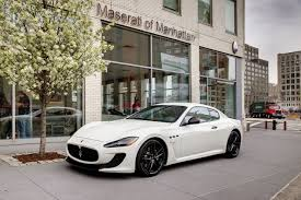 Maserati GranTurismo MC will be seen on American streets ...