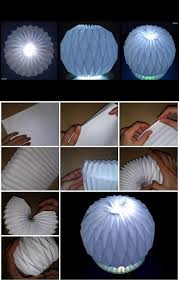 How To Make Paper Balls For Decoration Simple How To Make Accordion Ball Paper Folding Origami Decoration