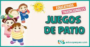 Cuantos más niños, más divertido será. Juegos De Patio Con Instrucciones Para Ninos Juegos De Patio Juegos Tradicionales Juegos