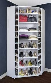 Furniture shoe storage
