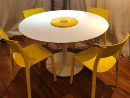 ikea billsta round dining table 118cm