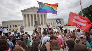 lgbt latinos celebrate historic supreme court gay marriage ruling justice kennedy marriage a fundamental right for all couples